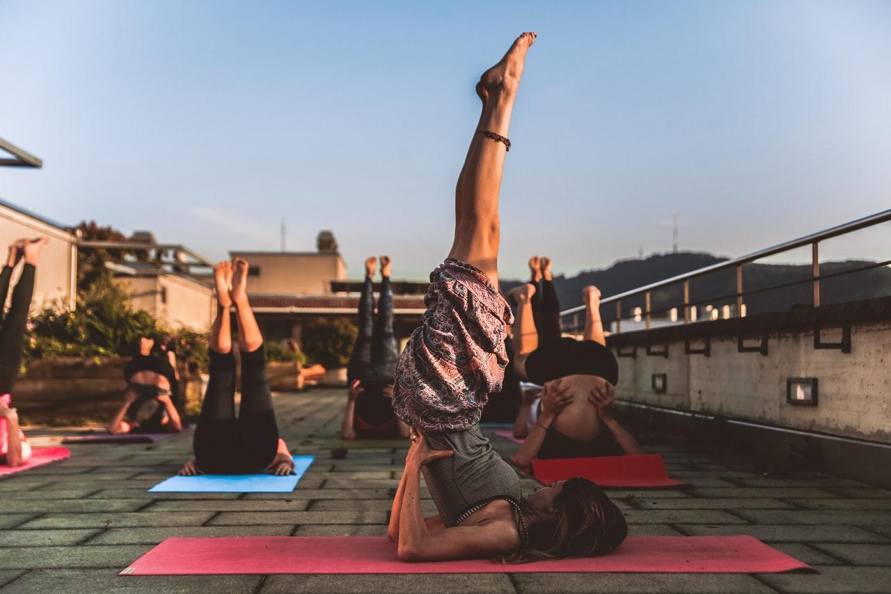 El yoga, la tendencia de la nueva generación
